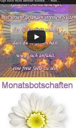 Videos Monatsbotschaften